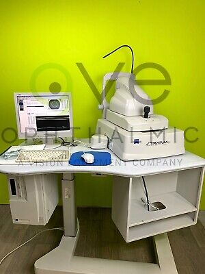 Carl Zeiss Stratus Oct Iii 3000 Tomographer W 7.0 Software Table