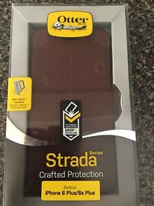 Otter Box Strada phone case for IPhone 6 Plus or 6s plus