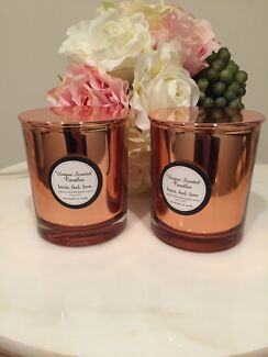 Copper jar Soy Scented Candle Middleton Grange Liverpool Area Preview
