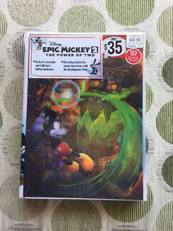 Epic Mickey game guide