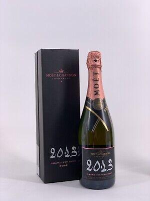 Moet Chandon Vintage Rose 2013 Champagner 0,75l 12,5% Vol in Geschenkverpackung