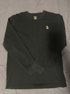 OVO Long Sleeve (BLACK) Size L