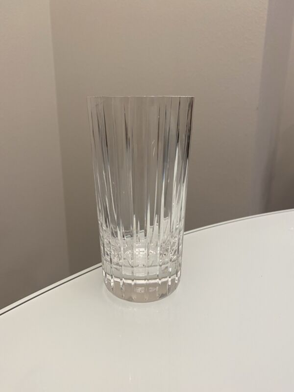 Stunning BACCARAT HARMONIE Highball TUMBLER Drinking GLASS Luxury Cocktails