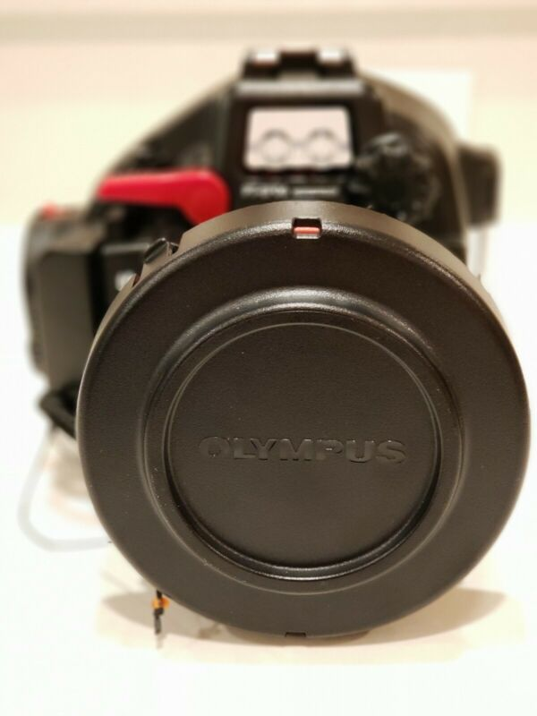 Olympus PT-EP06 Underwater Housing For E-PM1 Digital Camera
