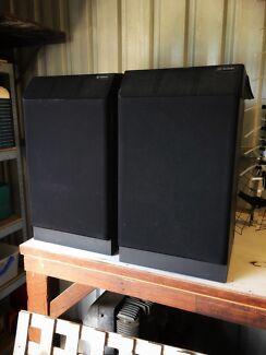 X2 Technics SB-4500 Speakers