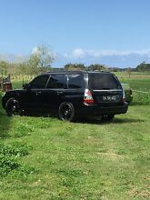Subaru forester xt turbo 2006 p plate legal South West Rocks Kempsey Area Preview