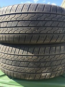 P215/60/16 inch All Season Tires / GOOD TREAD / GOOD DEAL