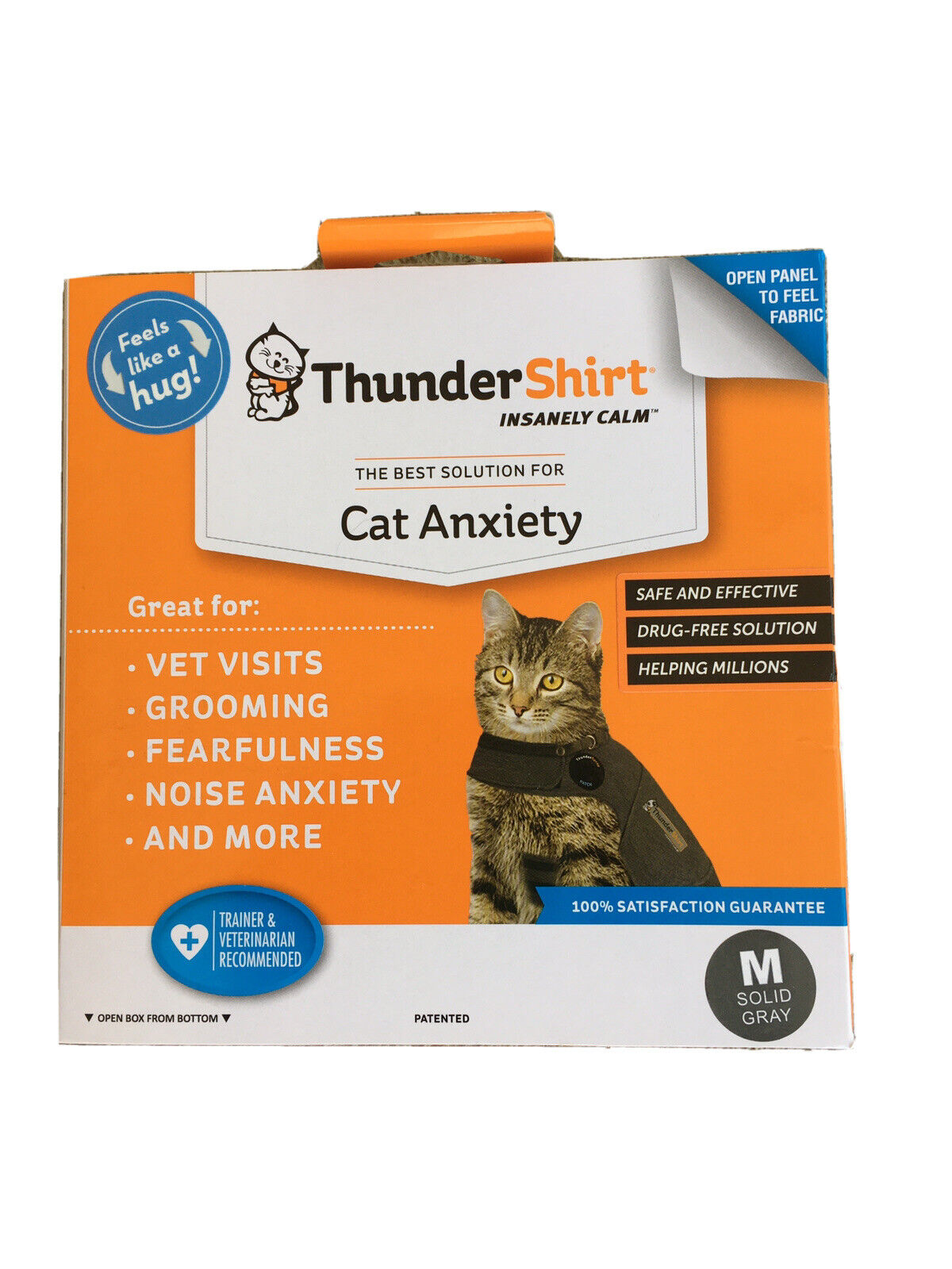 NEW THUNDERSHIRT Anxiety & Calming Aid Dogs ...