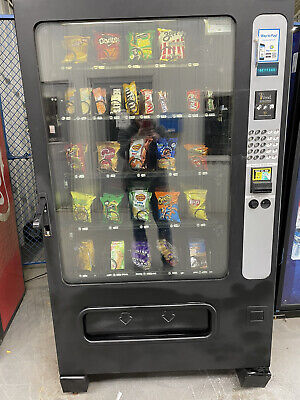 Snack Vending Machine Snack And Drinks Refrigerated