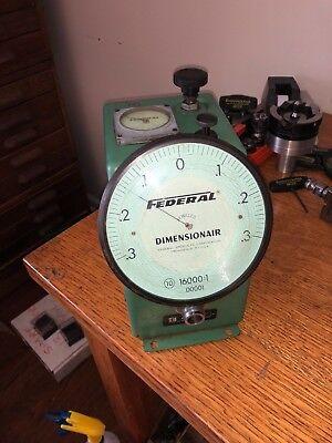 Federal Dimensionair 160001 .00001 Model D-16000