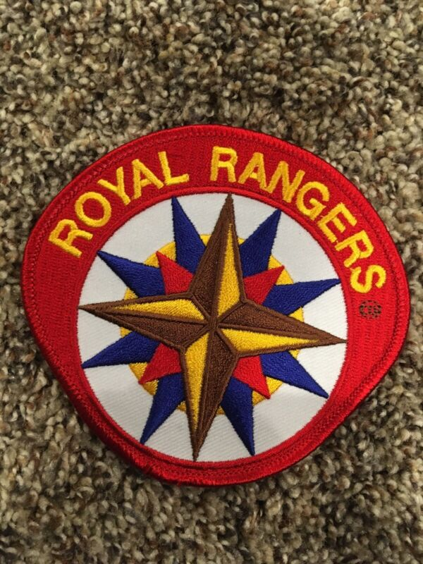 Royal Rangers Patch New
