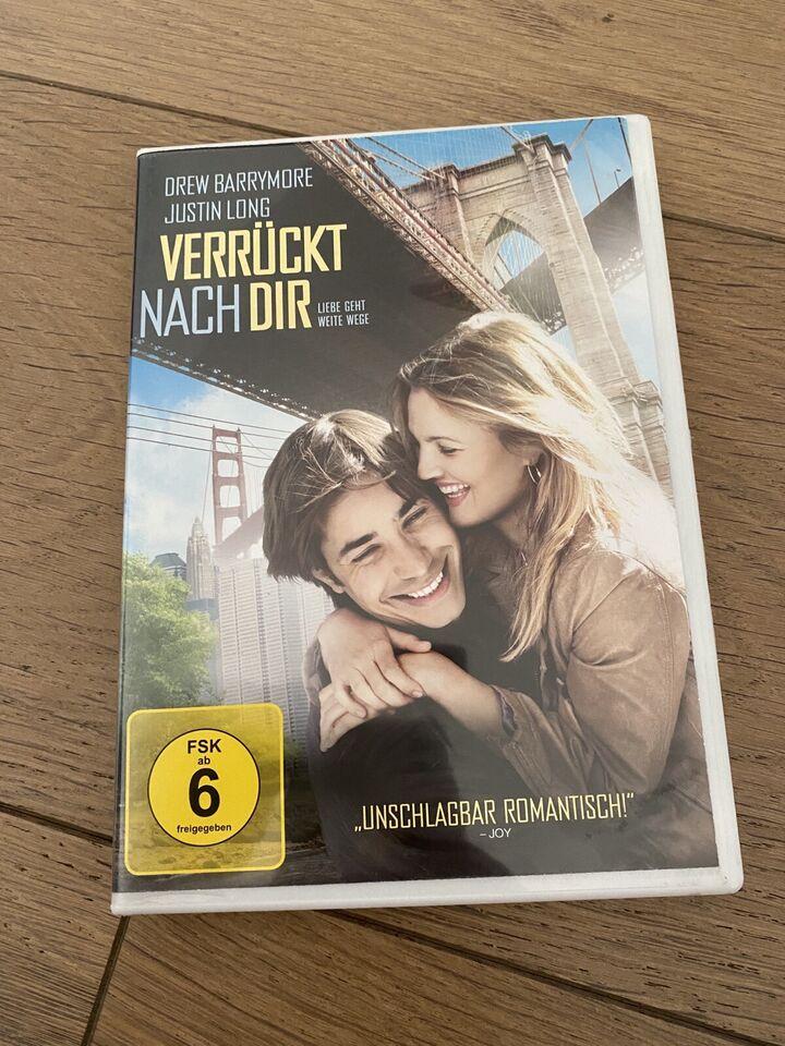 DVD / Film / Verrückt nach Dir / wie neu / Romanze Romantisch in Frankfurt (Main) - Westend