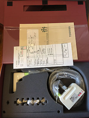 Toshiba Plf-308p Ultrasound Transducer Probe