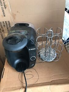 Tassimo Bosch Coffee Maker and stand