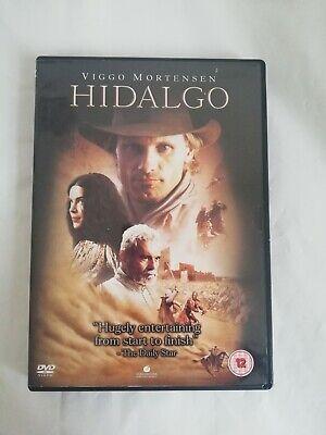 VGC HIDALGO DVD Family Adventure Historical Movie Film 12A