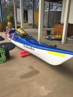 Kayak Kakadu Touring Good Conition with Assessories