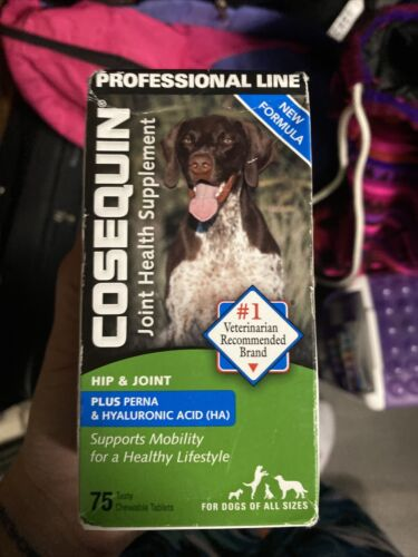 New Cosequin Joint Health Supplement Standard Strength 75 Chewable Tabs - $14.99