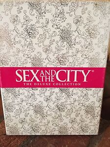 Sex and the City box set Gawler Gawler Area Preview