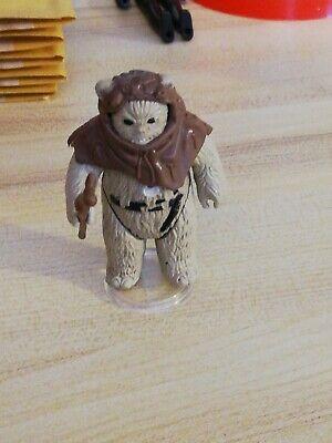 Vintage Star Wars Ewok Chief Chirpa 1983 ( ref G16)