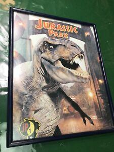 Jurassic Park Framed Picture/Poster