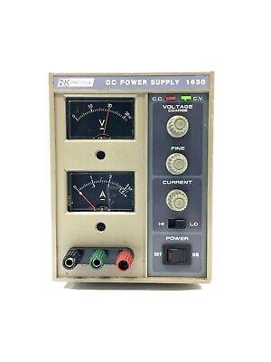 Bk Precision 1630 Dc Power Supply 30v 3a 90w 7406