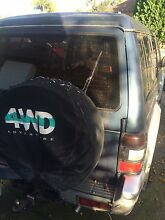Mitsubishi Pajero 1993 - for parts or restoration Ryde Ryde Area Preview