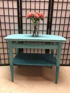 Adorable MCM sidetable (one) OMBRE