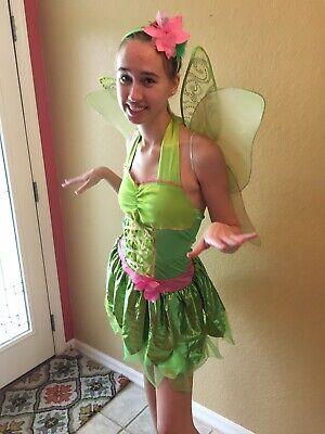 Tinkerbell Woman Costume Halloween