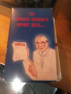 novelty cancer warning Gagebrook Brighton Area Preview