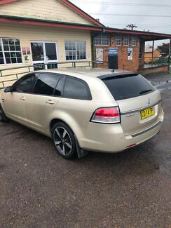 Omega Holden sportswagon my09.5 Beresfield Newcastle Area Preview