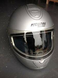 Nolan Motorbike Helmet Glenwood Blacktown Area Preview