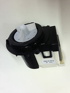Lg washer pump ebay for Lg drain pump motor