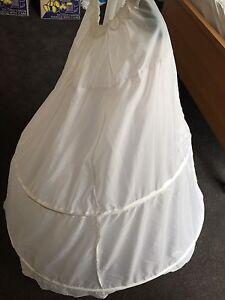 Hoop petticoat ball gown wedding West Beach West Torrens Area Preview