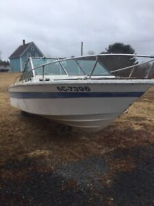 20 ft project boat