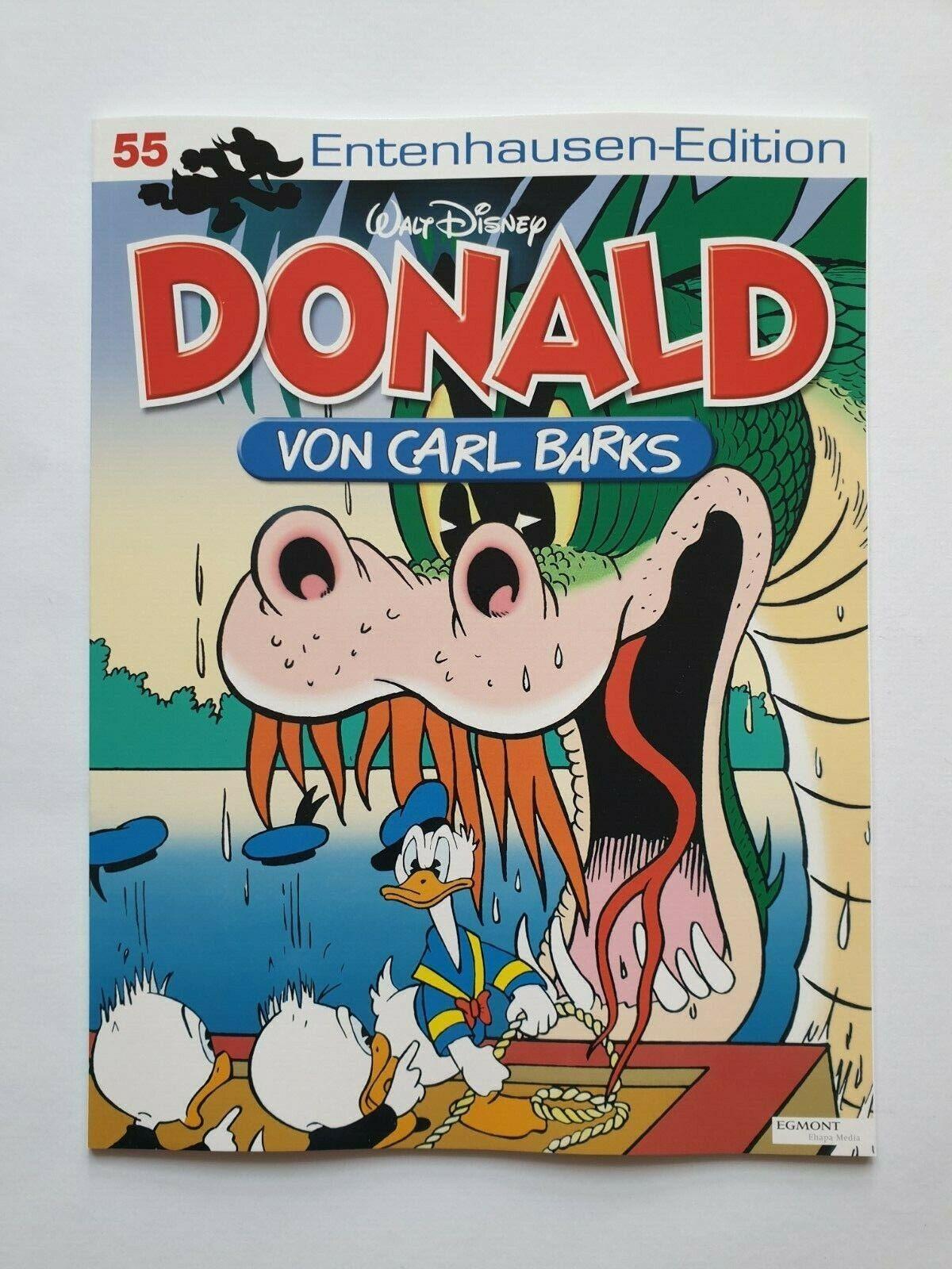 Donald Duck von Carl Barks Entenhausen-Edition Nr.55   ungelesen, 1A TOP Zustand