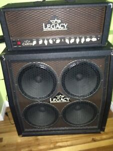 Carvin Legacy Amp and Cabinet