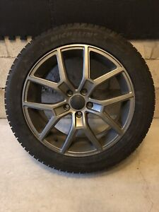 Set of 4 17' Winter Tires on Rims