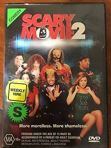 DVD - Scary Movie 2 Caboolture South Caboolture Area Preview