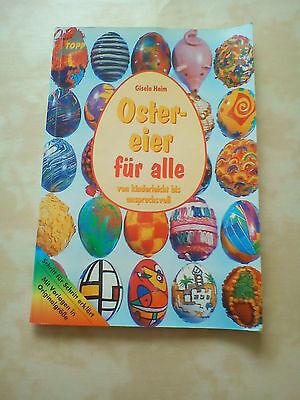 Ostereier für alle von kinderleicht bis anspruchsvoll Gisela Heim Schritt für Sc