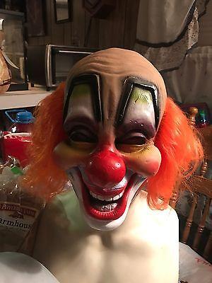 Slipknot mask Clown Rudel Vinyl Import