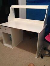 White desk Belrose Warringah Area Preview