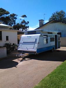 Road star caravan.                         $14000 ono Paskeville Copper Coast Preview