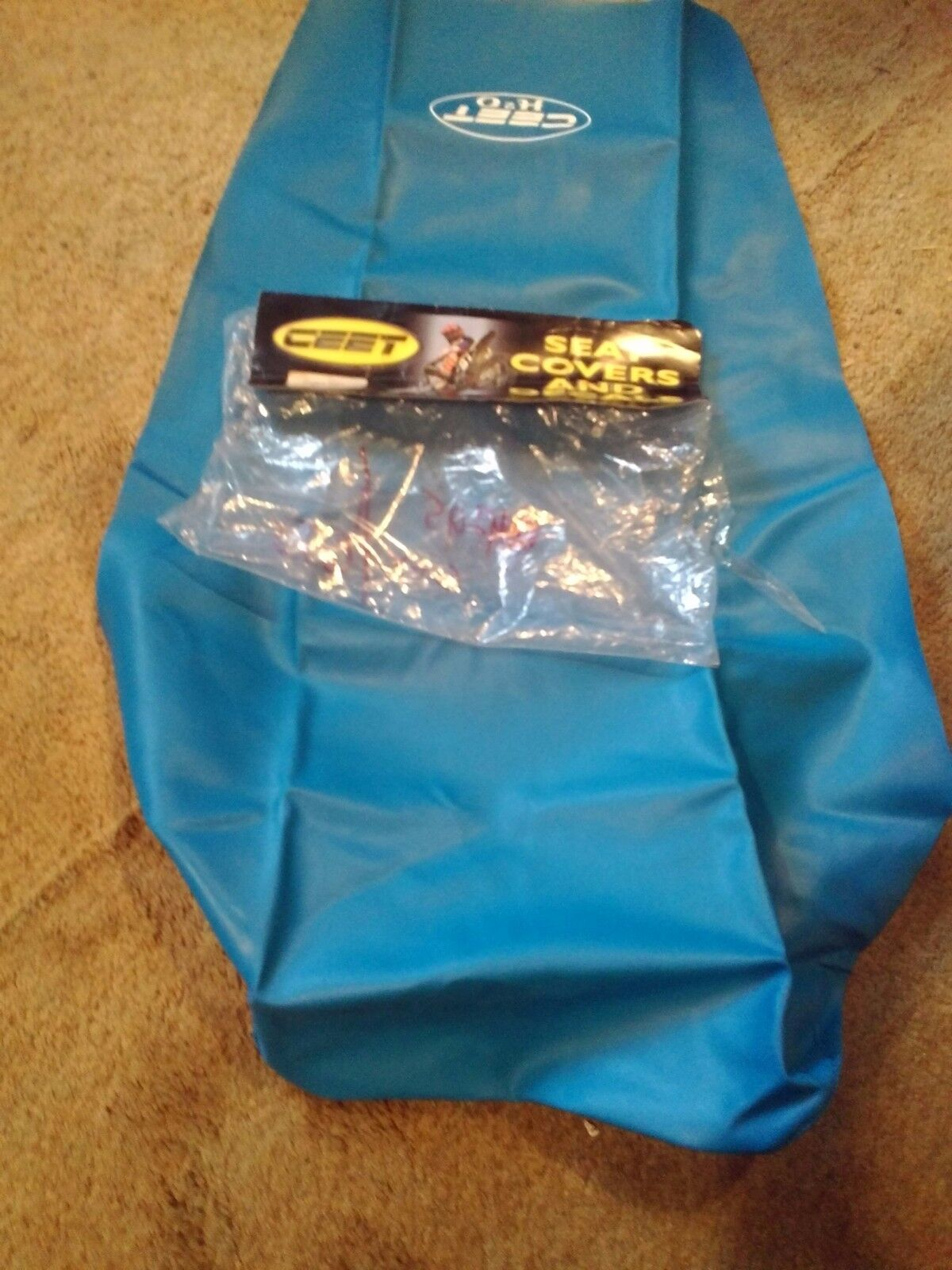 Seadoo  92-95 GTX 92-00 GTS  models Seat Cover Custom Cut and sewn REAR only