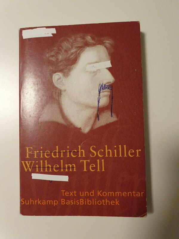 Isbn 9783518188309. Friedrich Schiller Wilhelm Tell