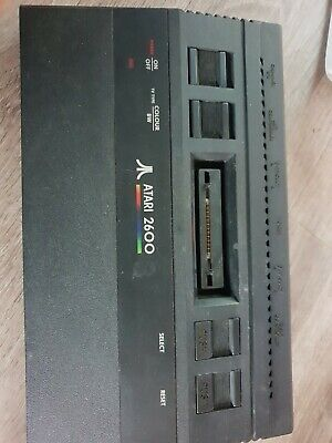 atari 2600 console only not tested