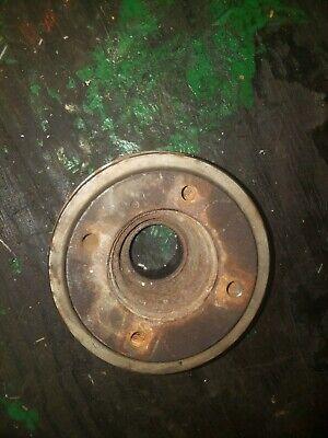 Yanmar Diesel Engine 4tnv86 Tk486 Crankshaft Pulley Oem