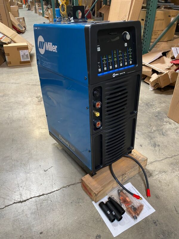 MILLER ELECTRIC 907719 TIG Welder Dynasty® Series 800 Max Output Amps