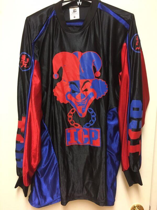 Insane Clown Posse Carnival Of Carnage BMX Jersey ICP Rare XXL Twiztid Juggalo