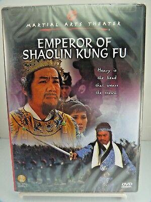 Emperor of Shaolin Kung Fu (Hong Kong Martial Art Movie) English