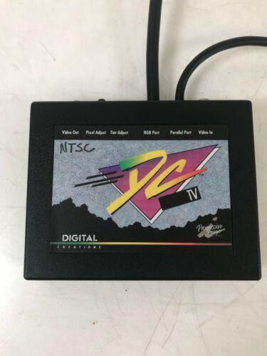 Digital Creations DCTV For Amiga
